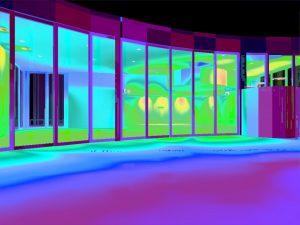 3D lichtvisualisatie